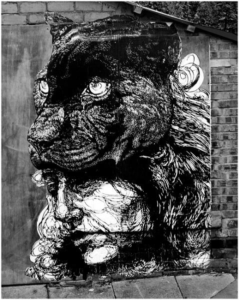 Man & Beast by mac