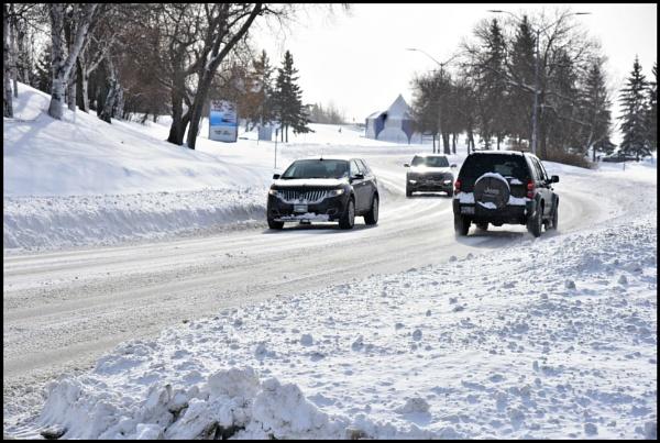 Winter driving by djh698
