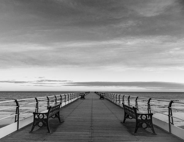 Saltburn Pier by jk