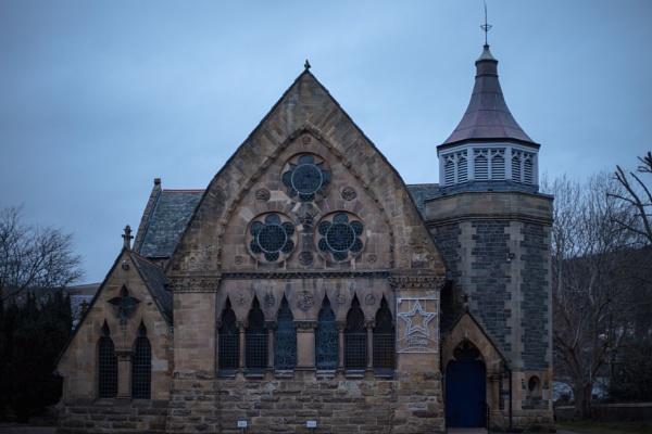 Church of Scotland, Innerleithen by xosn