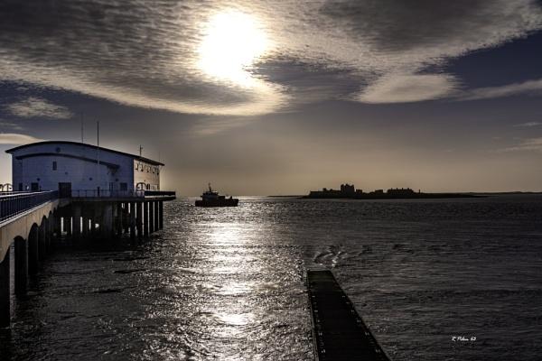 Piel island & Roa island rescue boat house by RPilon63