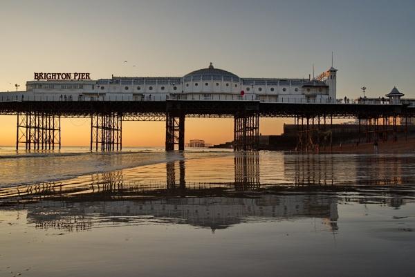 Pier to Pier by alfpics