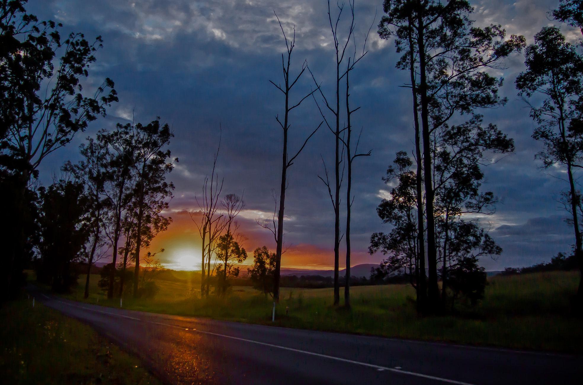 Elimbah Sunset