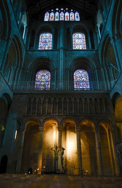 South Transept by Pygar
