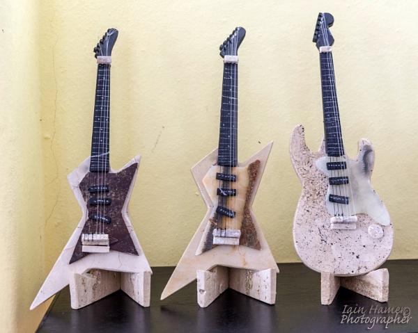 ROCK guitars by IainHamer