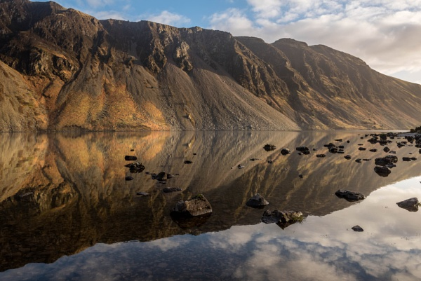 Wastwater Screes by Coloured_Images