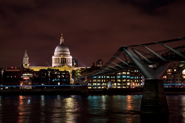 View from South Bank by theunbeatablerobynhughes