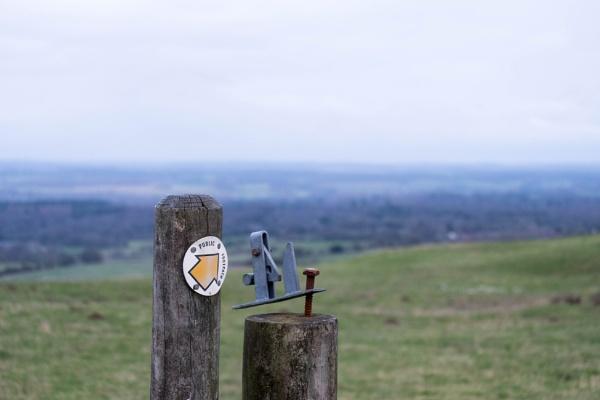 Combe Gibbet, Wiltshire by PeBeFoTo