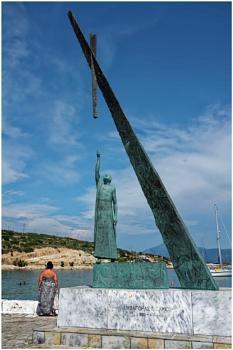 """"""" Majestic Statue Of Pythagorias """""""