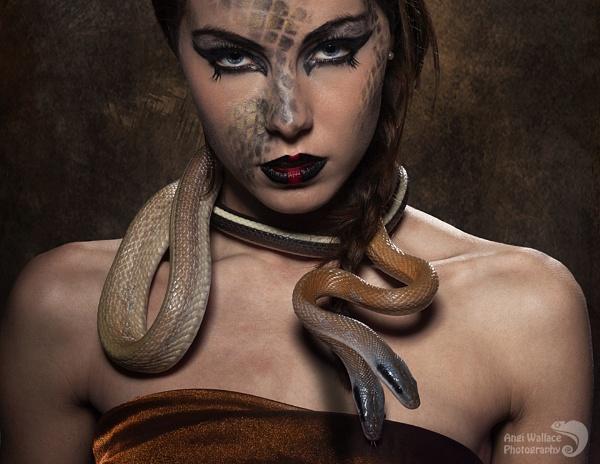 Snake charmer by Angi_Wallace
