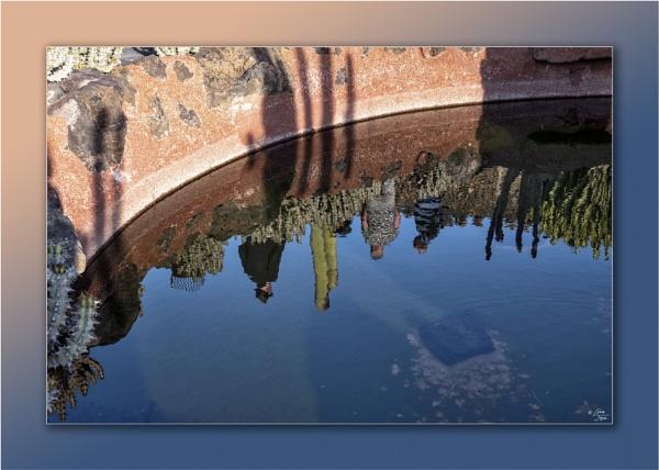 Lanzarote Reflections by LynneJoyce