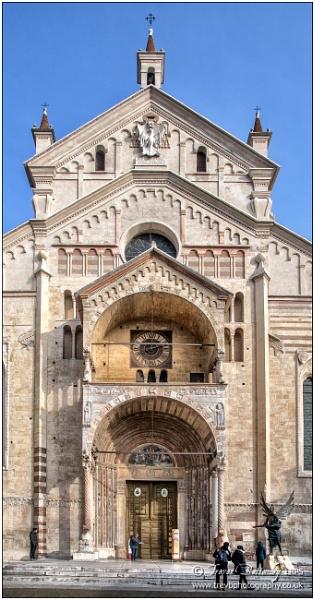 Cattedrale di Santa Maria Matricolare by TrevBatWCC