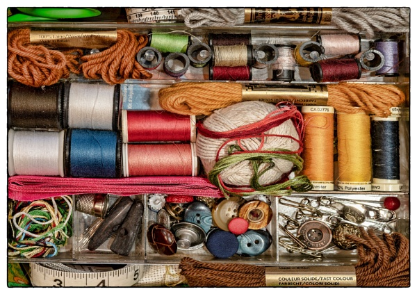 Sewing kit by tonyheps