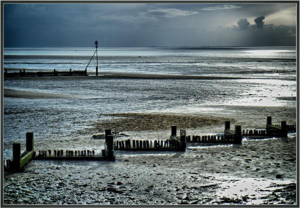 Twilight Beach by PhilT2