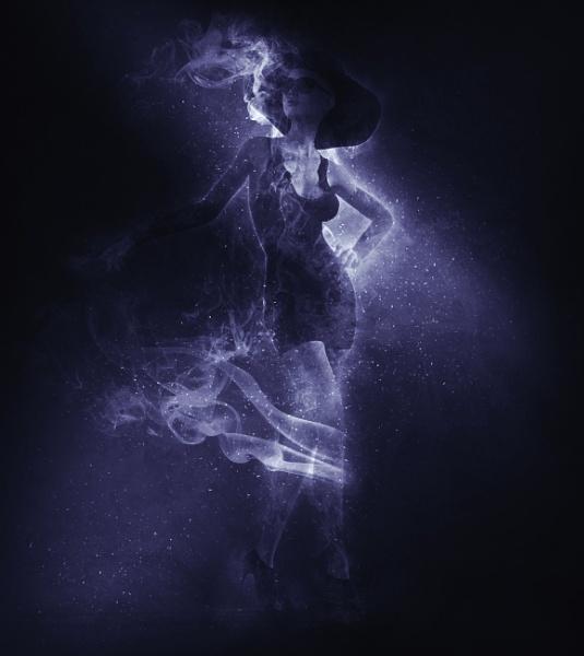 Blue Shadows by RLF