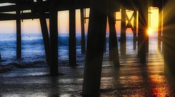 San Clemente Pier, Southern California by john_w168
