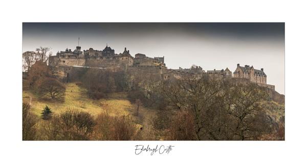 Edinburgh Castle by NDODS