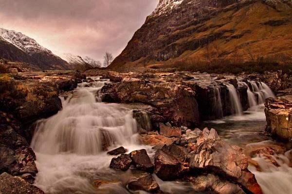 River Coe by stokesy