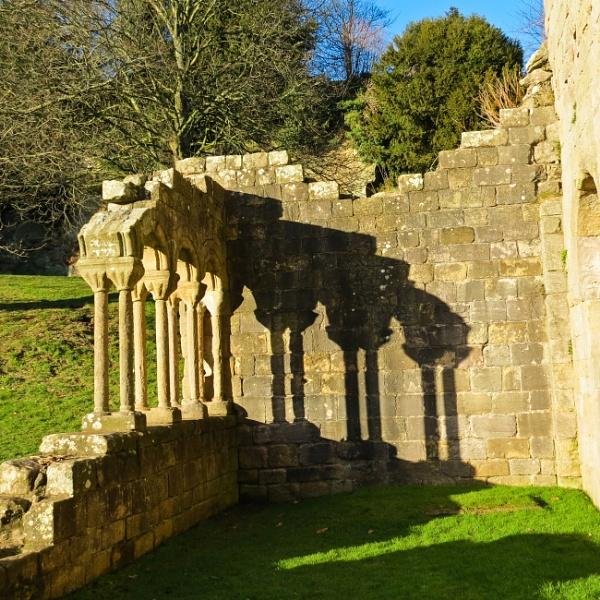 Ecclesiastical Shadows by Drighlynne