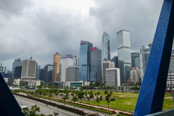 Urban View by manicam