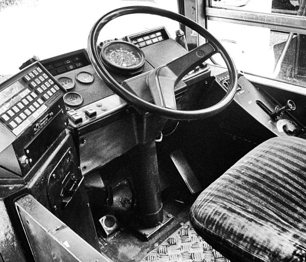 BUS CAB by SOUL7