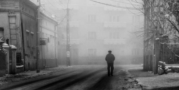Into the Winter XXII by MileJanjic