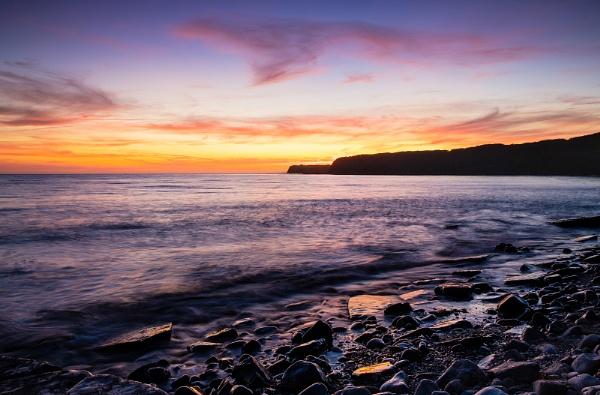 Kimmeridge Bay by Les_Cornwell