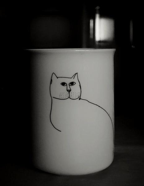 feline mug by leo_nid