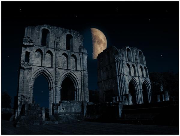 Roche Abbey by Pygar