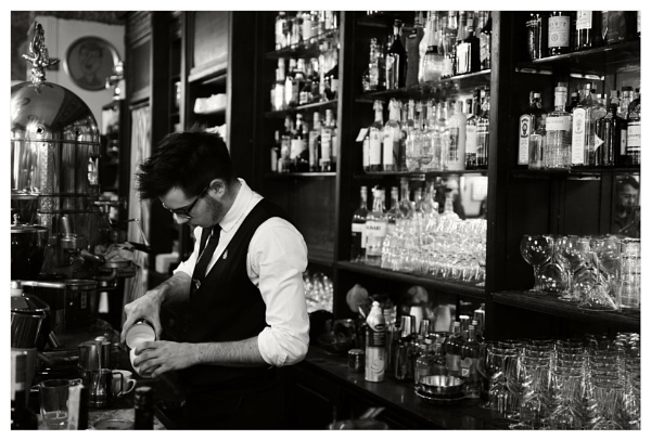 The barista by bliba