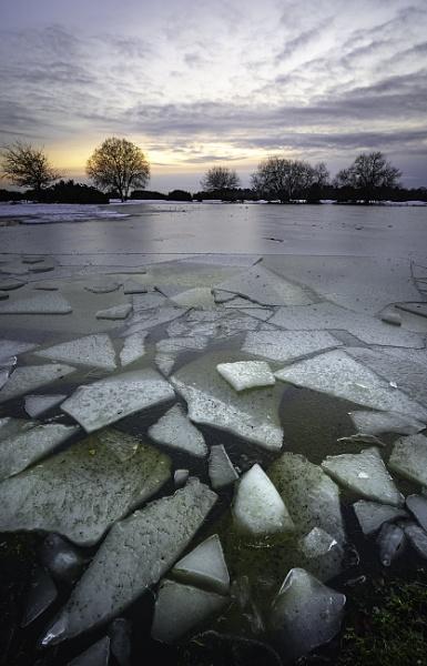 Cracked Ice.