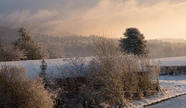Wrekin sunrise by LinH