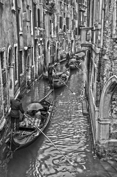 Rush Hour, Venice by nclark