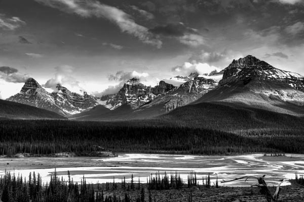 Natures Landscape by RSK