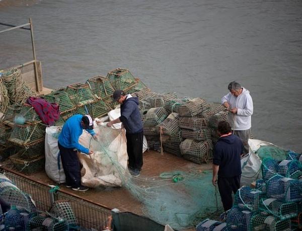 Fishermen by HarrietH