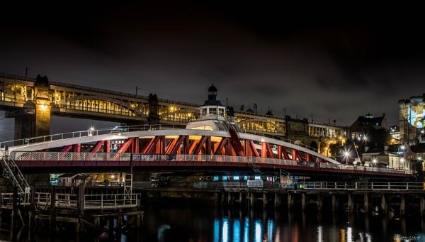 The Swing Bridge by NDODS