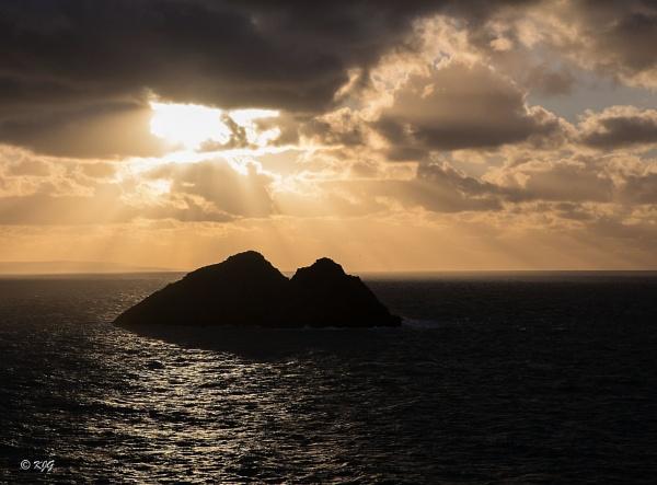 Carters Rocks Sunset by kaz1