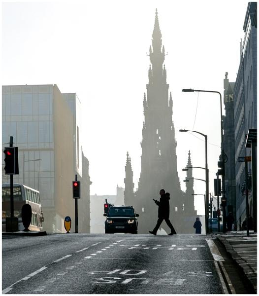 Scott Monument, Edinburgh by mac