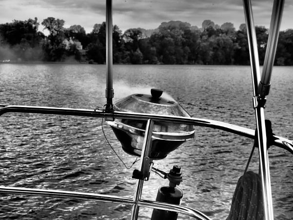Sailing on them Chesapeake #2 by handlerstudio
