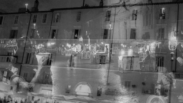 Rome on Reflection by faulknerstv
