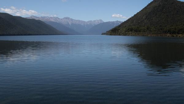 Lake Rotoroa by Janetdinah