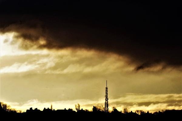 Stormy Skies by Botts