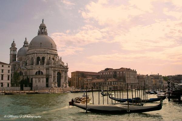 Basilica di Santa Maria, Venice by Meletis