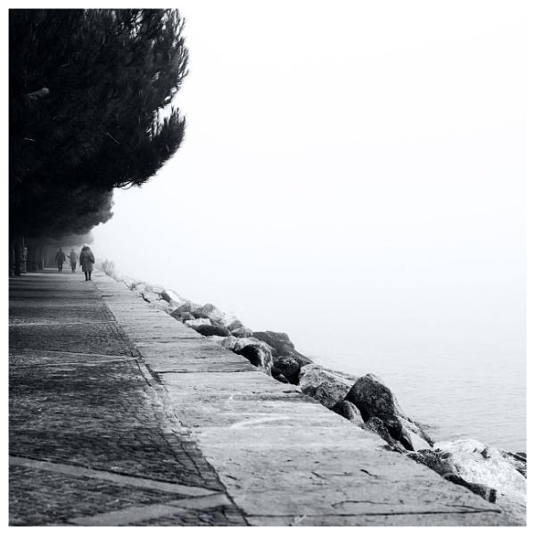 a dull winter day in Trieste by bliba