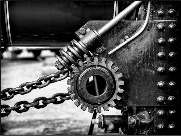 Steering Gear by woolybill1