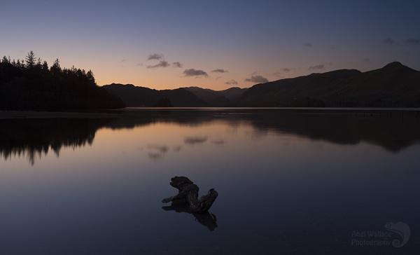 Derwentwater dawn by Angi_Wallace