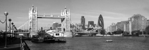 London Landmarks by nclark