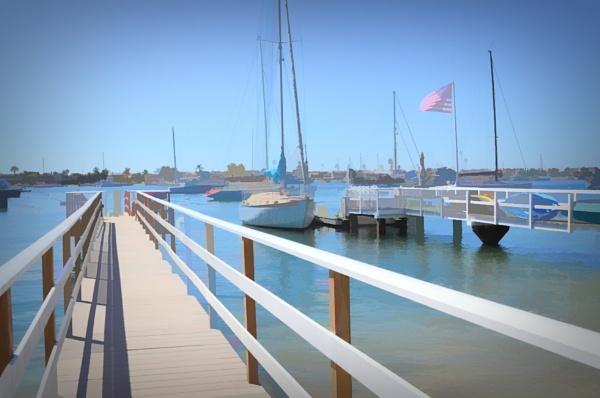 The BOAT Dock DrEaM by blackbird3