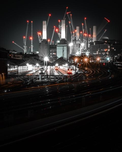 Battersea Power Station by true