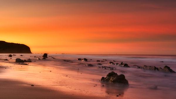 Strand Beach, So. California by john_w168